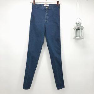 American Apparel High Rise Easy Jean